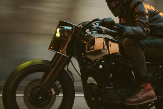 Harley kỳ dị của thợ độ Tây Ban Nha_ảnh2