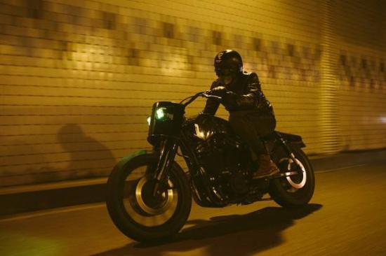 Harley kỳ dị của thợ độ Tây Ban Nha_ảnh5