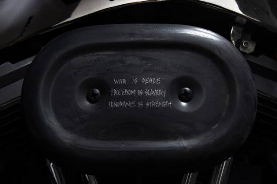 Harley kỳ dị của thợ độ Tây Ban Nha_ảnh6