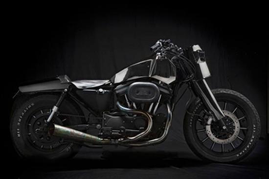 Harley kỳ dị của thợ độ Tây Ban Nha_ảnh1