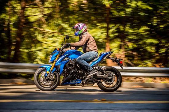 Suzuki GSX-S1000 ABS2