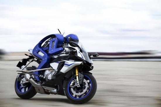 Motobot của hãng xe Yamaha