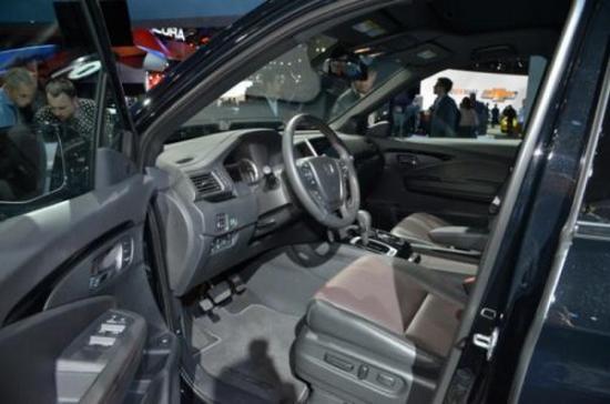 Honda Ridgeline 2017 A3