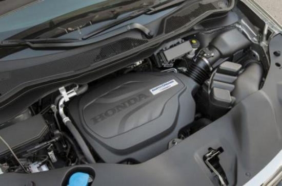Honda Ridgeline 2017 A4
