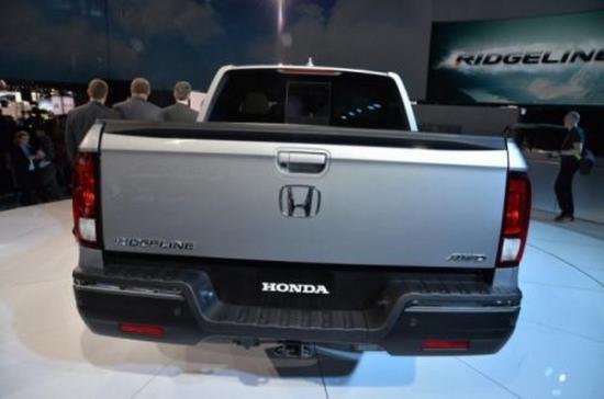 Honda Ridgeline 2017 A9