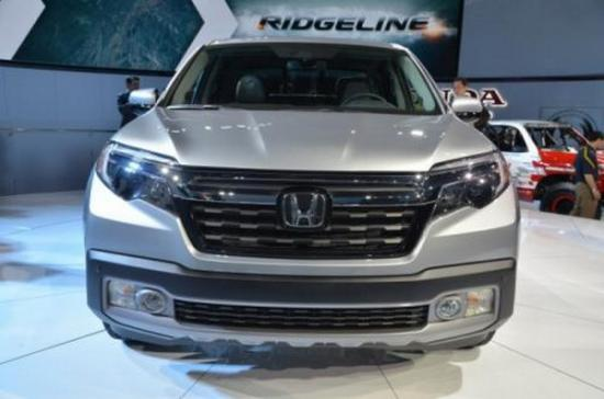 Honda Ridgeline 2017 A10