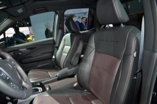 Honda Ridgeline 2017 A11