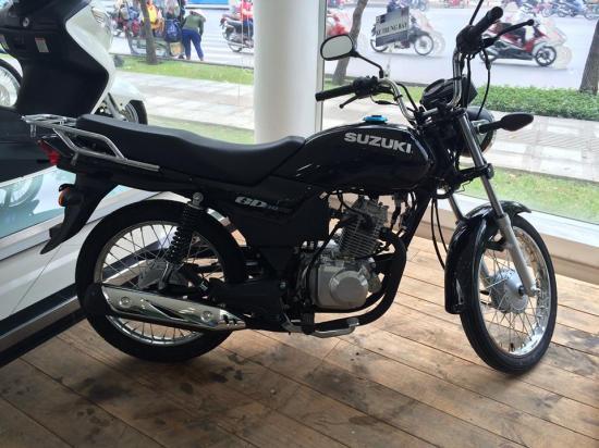 Xe Suzuki GD110