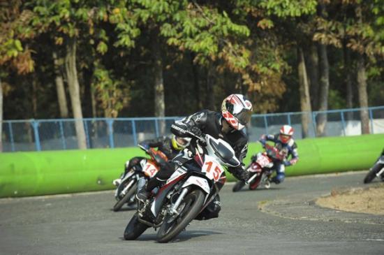 Giải đua xe máy Bình Dương4