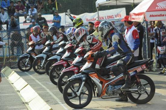 Giải đua xe máy Bình Dương5