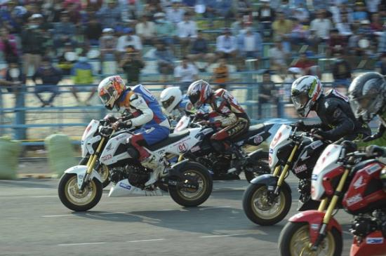 Giải đua xe máy Bình Dương6
