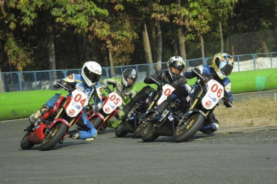 Giải đua xe máy Bình Dương7