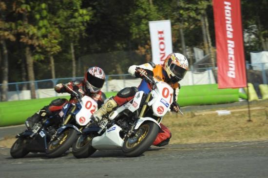 Giải đua xe máy Bình Dương8