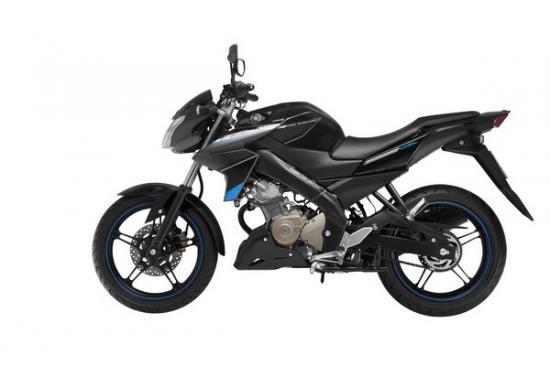Yamaha ra mắt FZ150i màu đen1