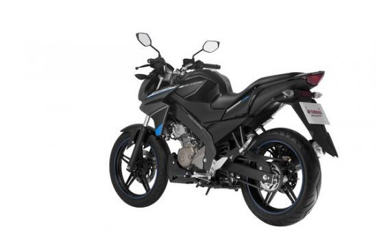 Yamaha ra mắt FZ150i màu đen2
