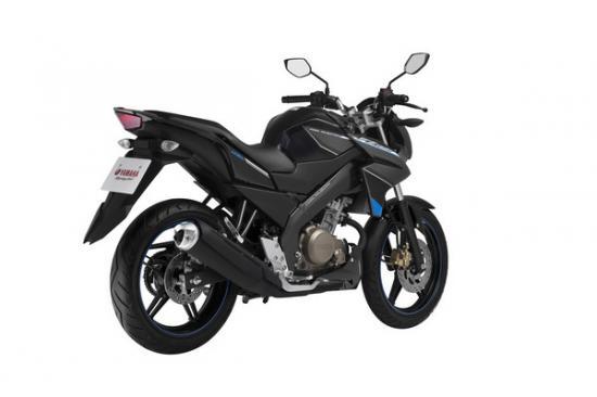 Yamaha ra mắt FZ150i màu đen4