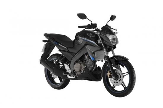 Yamaha ra mắt FZ150i màu đen6
