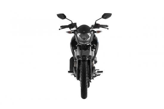 Yamaha ra mắt FZ150i màu đen7
