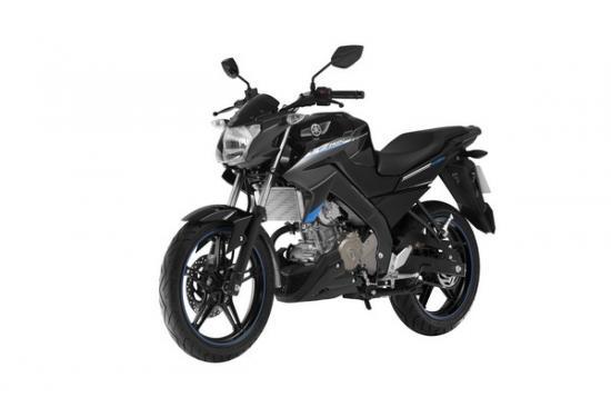 Yamaha ra mắt FZ150i màu đen8