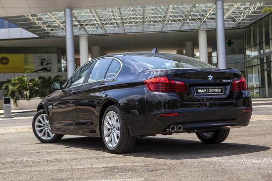 BMW 520i Special Edition dành riêng cho người Việt 3