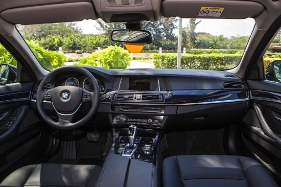 BMW 520i Special Edition dành riêng cho người Việt 5