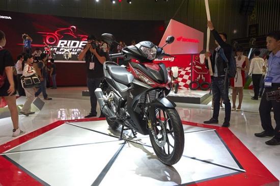 Honda Việt Nam bội thu về doanh số bán xe máy năm 2016 2
