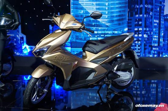 Honda Việt Nam bội thu về doanh số bán xe máy năm 2016 1
