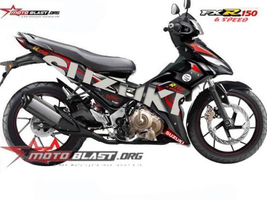 Suzuki sẽ ra mắt FX 150, thực hư thế nào?