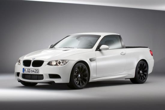 BMW xe bán tải