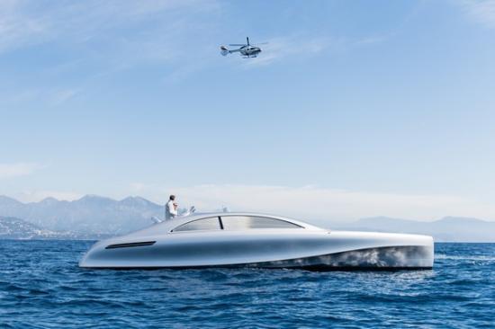Du thuyền Mercedes Arrow460-Granturismo 17