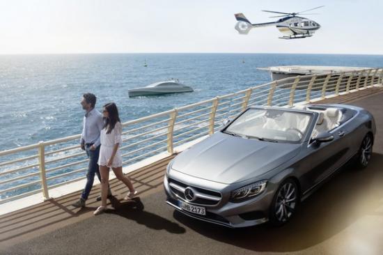 Du thuyền Mercedes Arrow460-Granturismo 2