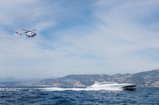 Du thuyền Mercedes Arrow460-Granturismo 5