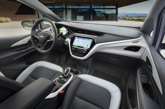 Xe Chevrolet Bolt EV 3