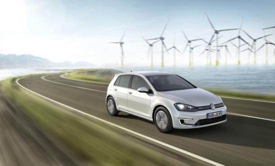Xe Volkswagen e Golf 1