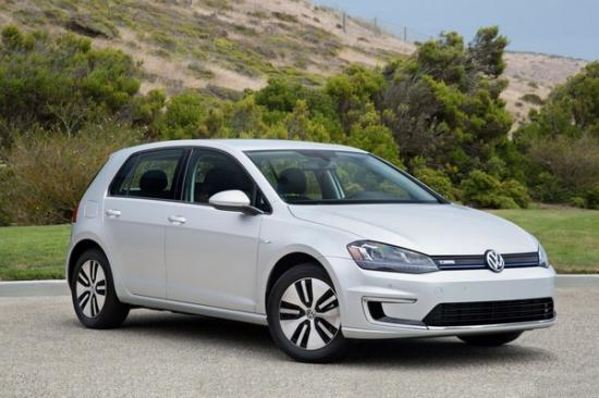 Xe Volkswagen e Golf 3