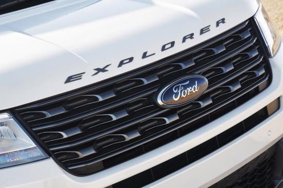 Xe Ford Explorer Sport 2
