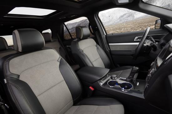 Xe Ford Explorer Sport 3