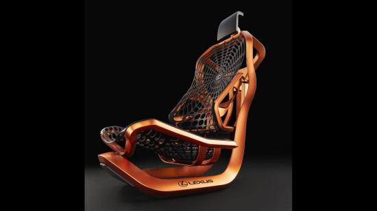 Kinetic Seat Concept 3