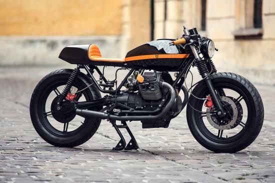 Moto Guzzi V65 5