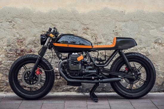 Moto Guzzi V65 7