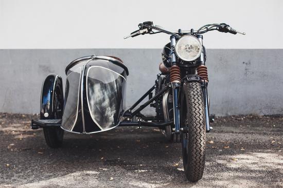 Triumph Bonneville T100 4