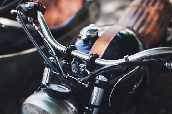 Triumph Bonneville T100 8