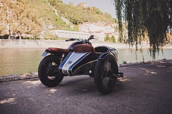 Triumph Bonneville T100 9