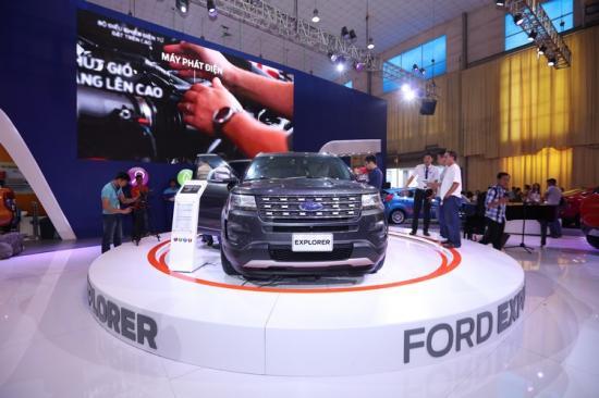VMS 2016 xe Ford Explorer 2017 11