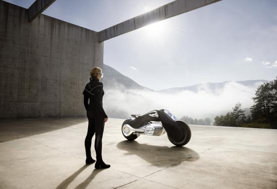 Xe BMW Vision Next 100 Bike 6