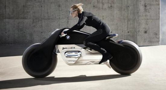 Xe BMW Vision Next 100 Bike