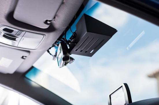 Xe tự lái Hyundai Ioniq 3
