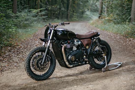 Xe Triumph Bonneville T120 1