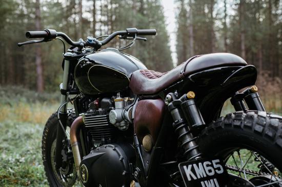 Xe Triumph Bonneville T120 7