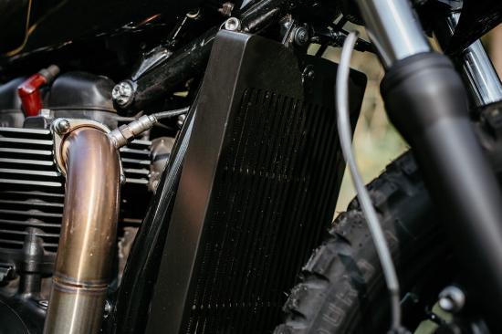 Xe Triumph Bonneville T120 9
